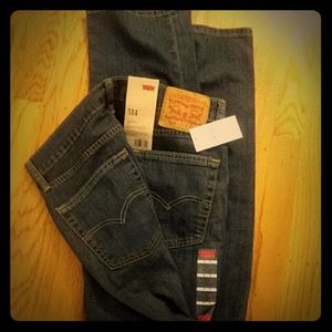 Levi's 514 Jeans, 32×30, straight fit